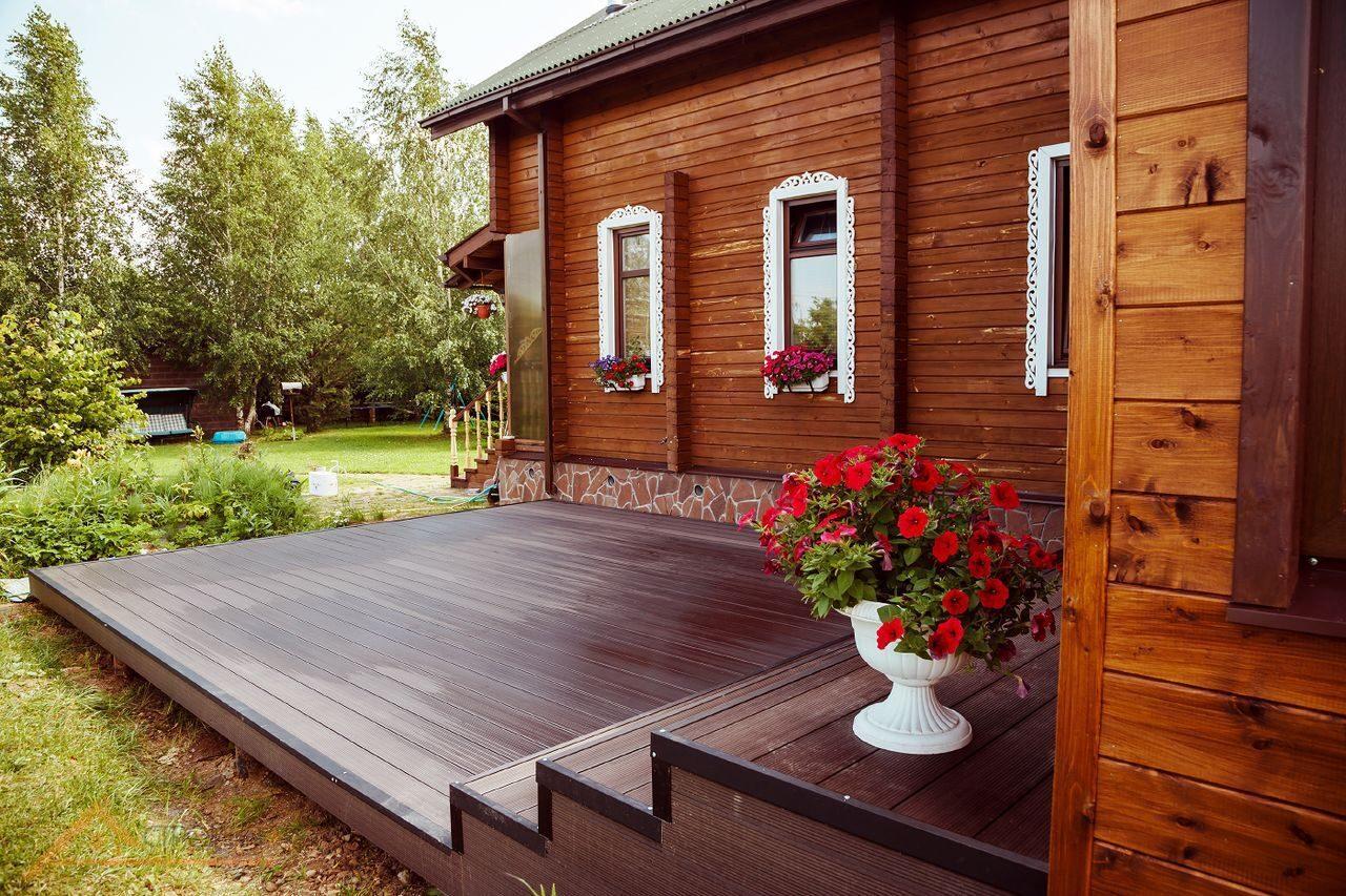 потребуется модель пристройка террасы к деревянному дому фото еткульском