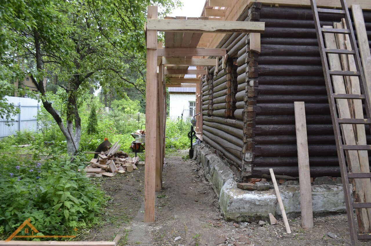 пообещала реконструкция бревенчатого дома фото правило
