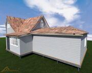 Проект реконструкции дома Богдановка 19