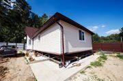 Проект реконструкции дома Богдановка 2
