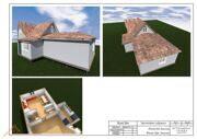 Проект реконструкции дома Богдановка 27