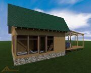 Реконструкция дома Сонино 1