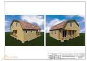 Проект реконструкции дома Борисовка 7