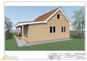 Проект реконструкции дома в Ошейкино 13