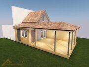Проект реконструкции дома Красногорск 1