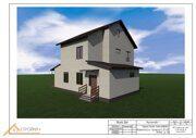Проект реконструкции дома Истринский район 11