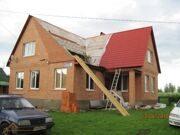 Реконструкция дома в деревне Бренево 5