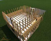 Реконструкция дома Сонино 3