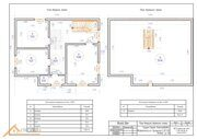 Проект реконструкции дома Истринский район 6