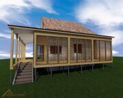 Проект реконструкции дома Красногорск 7