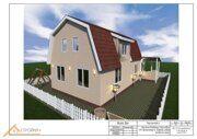 Реконструкция дома в деревнеКрюково 21