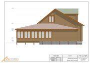 Проект реконструкции дома Раменское 7