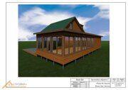 Проект реконструкции дома Раменское 9