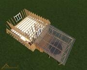 Реконструкция дома Сонино 4