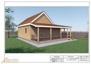 Проект реконструкции дома в Ошейкино 15