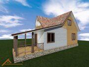 Реконструкция дома в Чеховском районе 15