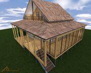 Проект реконструкции дома Красногорск 6