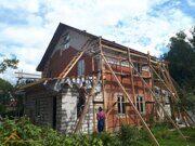 Реконструкция дома СНТ Поляна 106