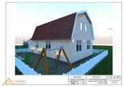 Реконструкция дома в деревнеКрюково 20