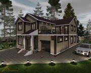 Проект дома 378,4 м2 1