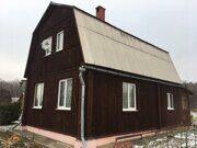 Реконструкция дома в деревнеКрюково 3