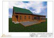 Проект реконструкции дома Раменское 8