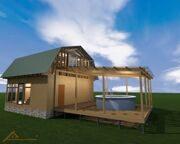 Реконструкция дома Сонино 8