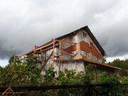 Реконструкция дома СНТ Поляна 138