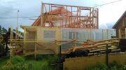 Проект реконструкции дома Борисовка 10