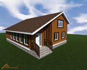 Проект реконструкции дома в деревне Юрасово 5