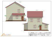 Проект реконструкции дома Истринский район 10