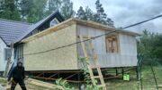Проект реконструкции дома Богдановка 11