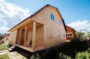 Проект реконструкции дома Борисовка 18