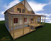 Проект реконструкции дома Красногорск 5