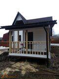 Реконструкция дома в Чеховском районе 12