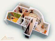 Планировка жилья