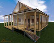 Проект реконструкции дома Красногорск 4