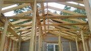 Проект реконструкции дома Богдановка 13